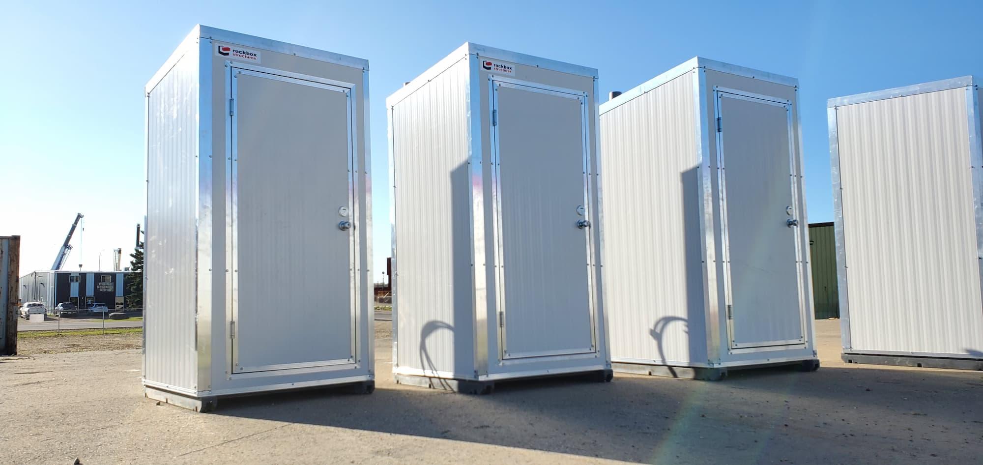 GoBox Mobile Washrooms
