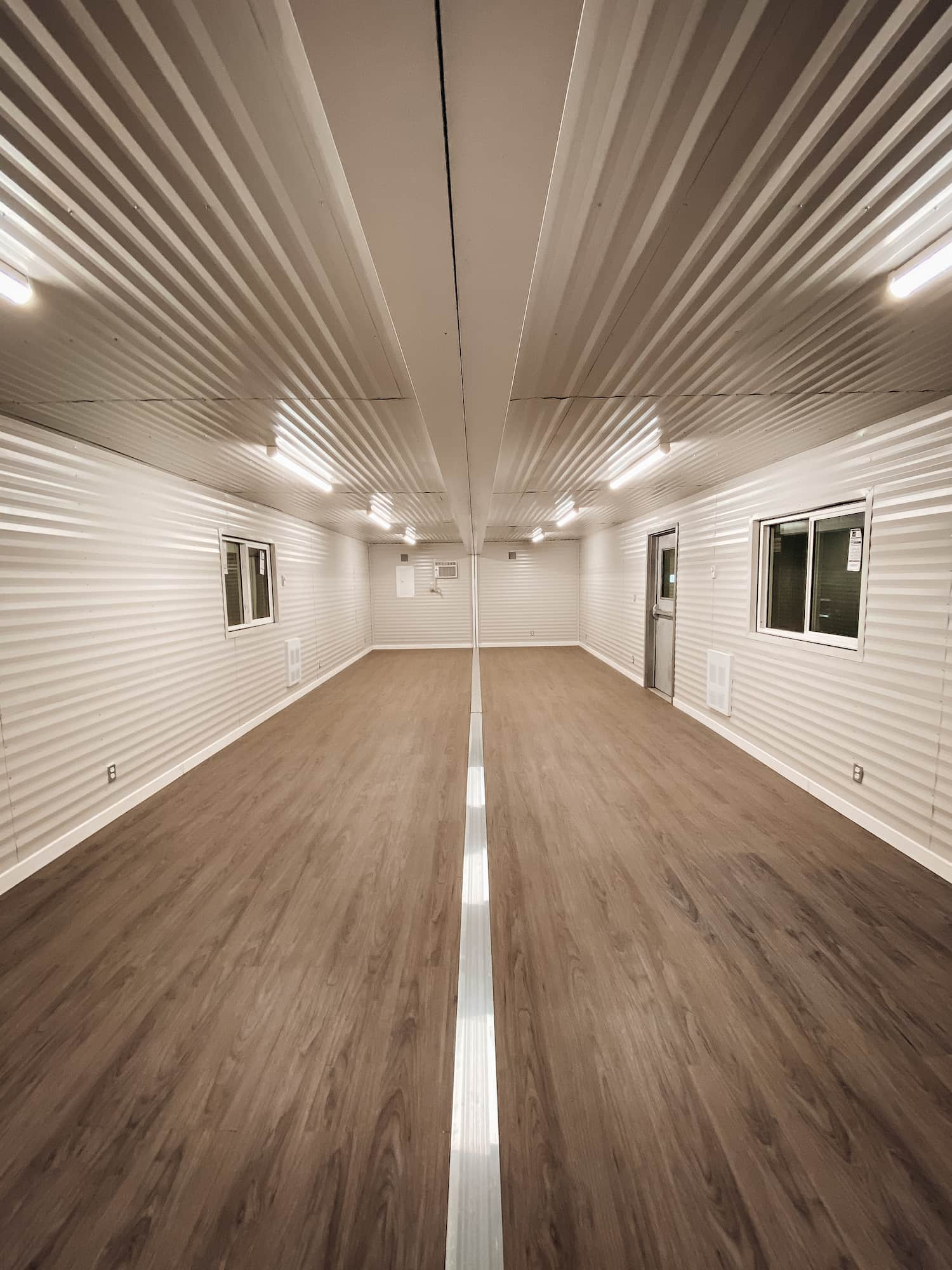 Double wide shipping containers for sale