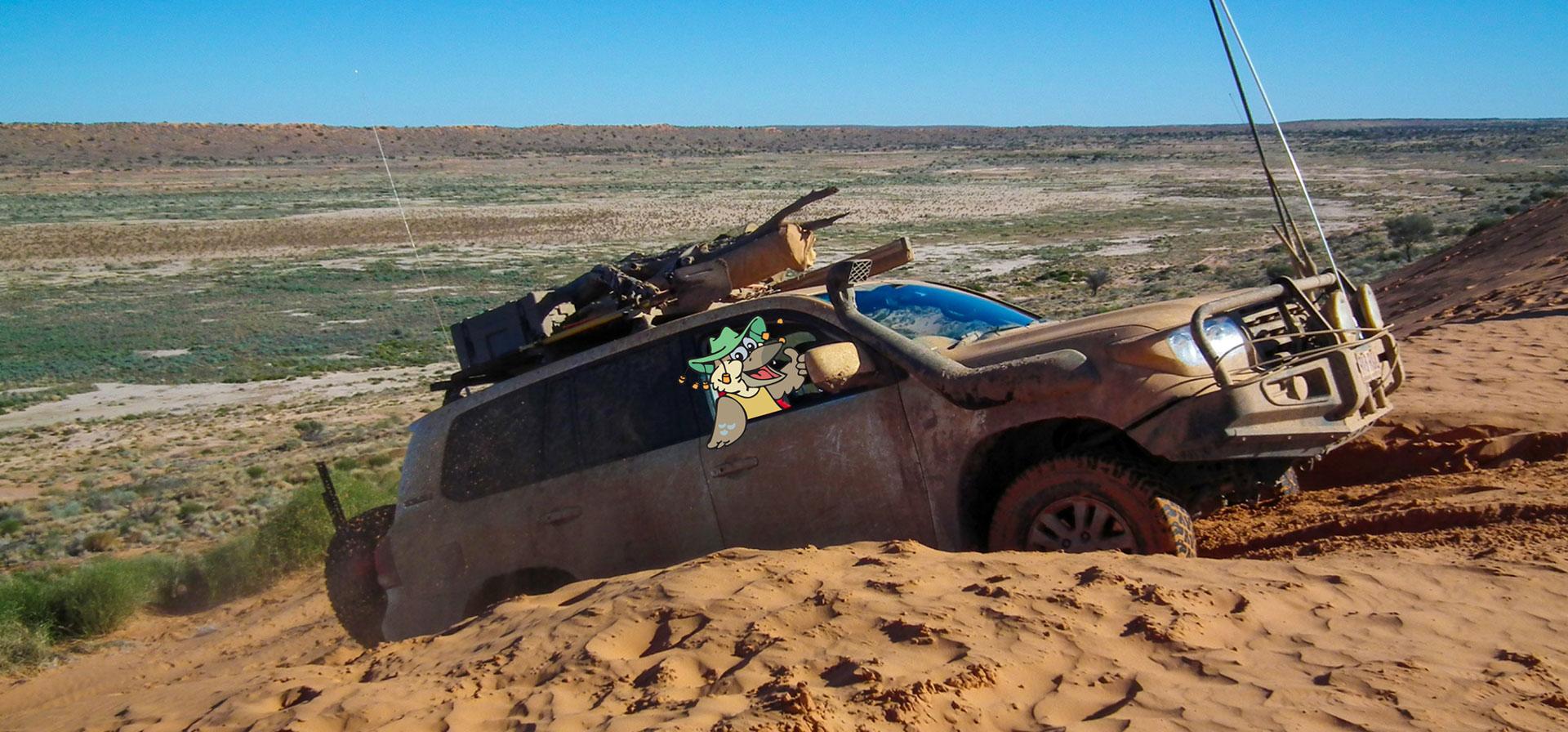 Kookaburra Tours 4WD