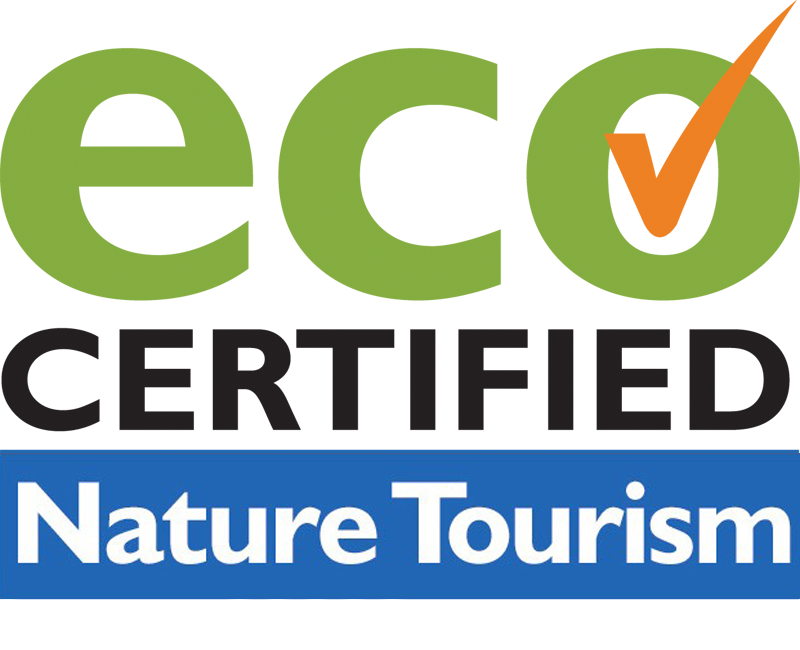Eco Certified Nature Tourism Badge