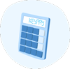 automated calculations icon