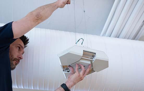 easy install of luminizer 300