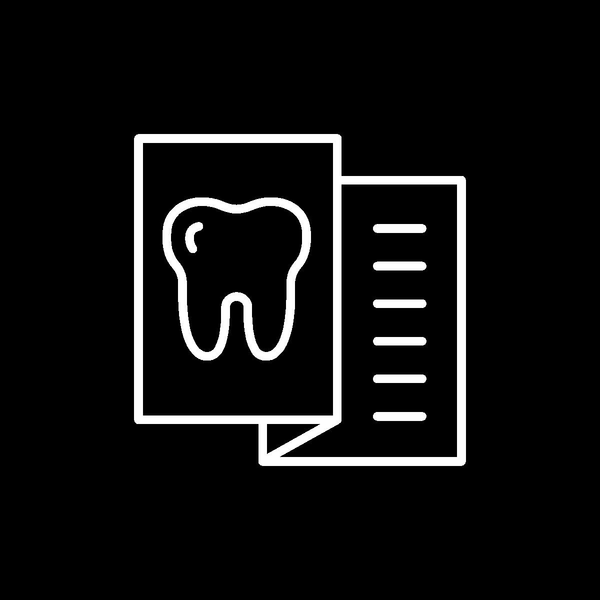dental plan icon