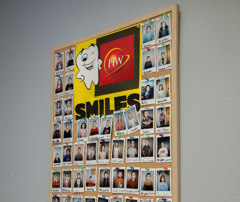 smile wall gallery