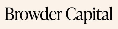 Browder Capital logo
