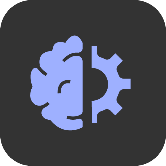 executive function black icon