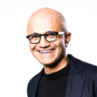 Why we're proud to be influenced by Satya Nadella
