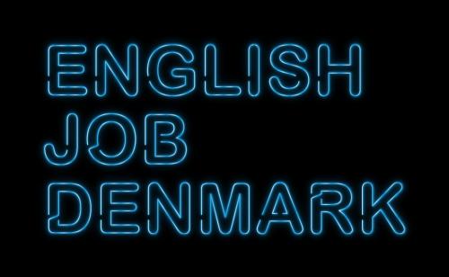 English Job Denmark