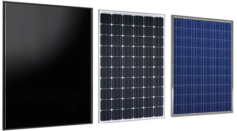 What are the best solar panels on the market? Complete panel rank