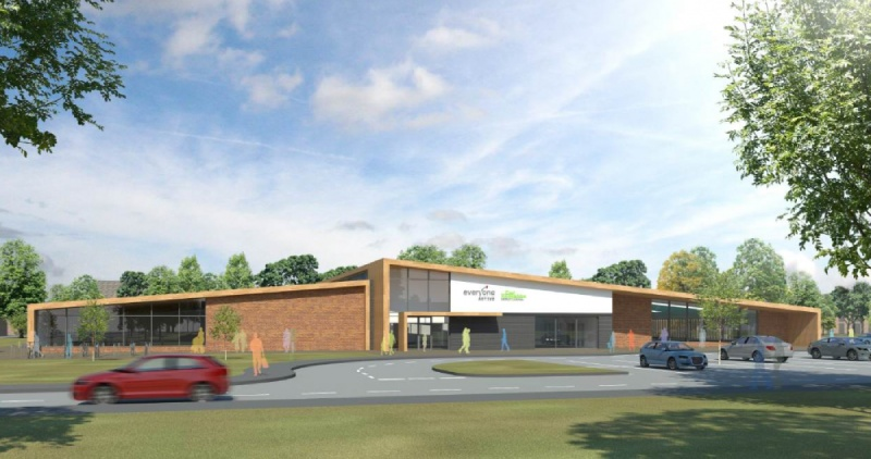 Whitehill & Bordon Leisure Centre
