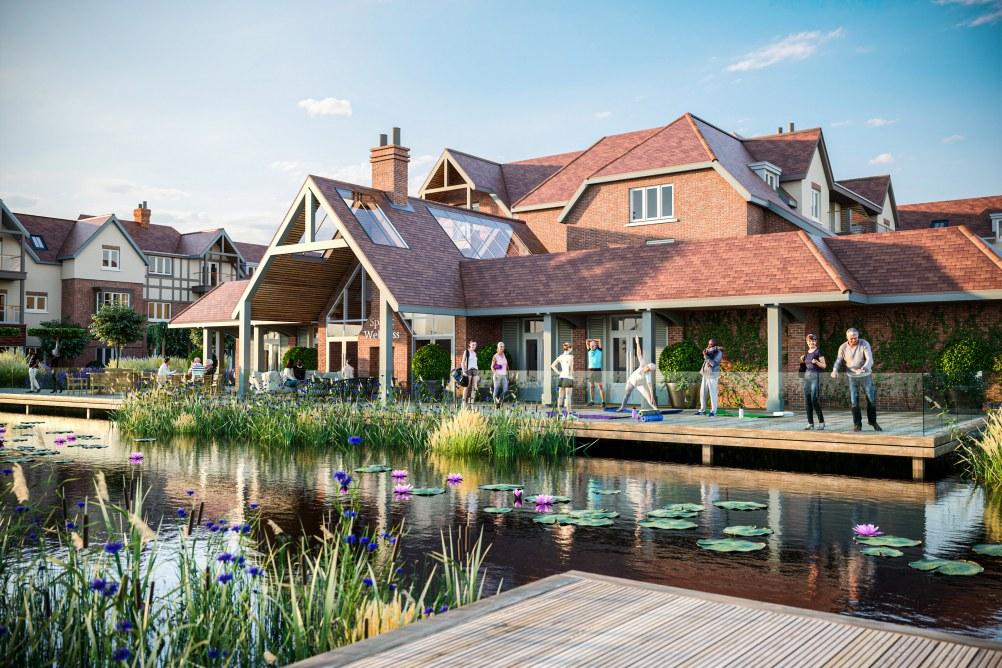 Inspired Villages Caddington