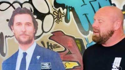 Matthew McConaughey Loves the MWC