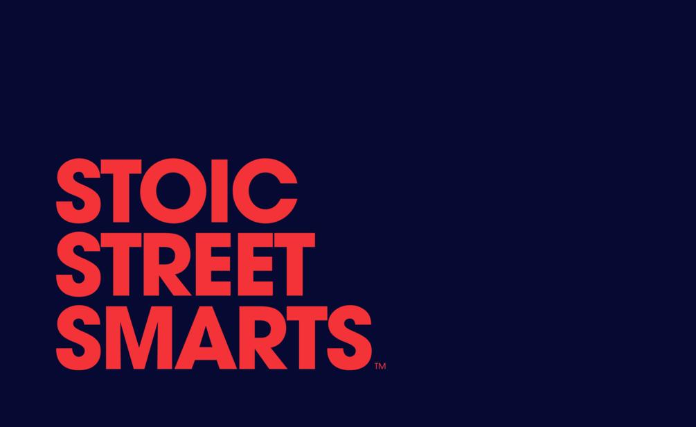 Stoic Street Smarts Academy - Ed Latimore
