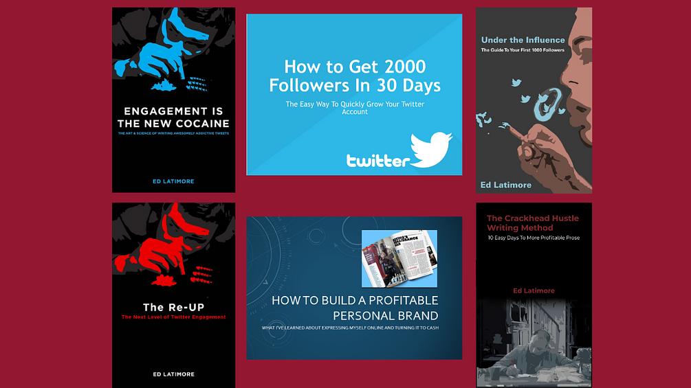Twitter Growth Engine Pack - Ed Latimore