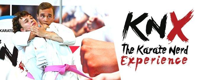 KNX19: The Karate Nerd Experience 2019 Videos - Jesse Enkamp