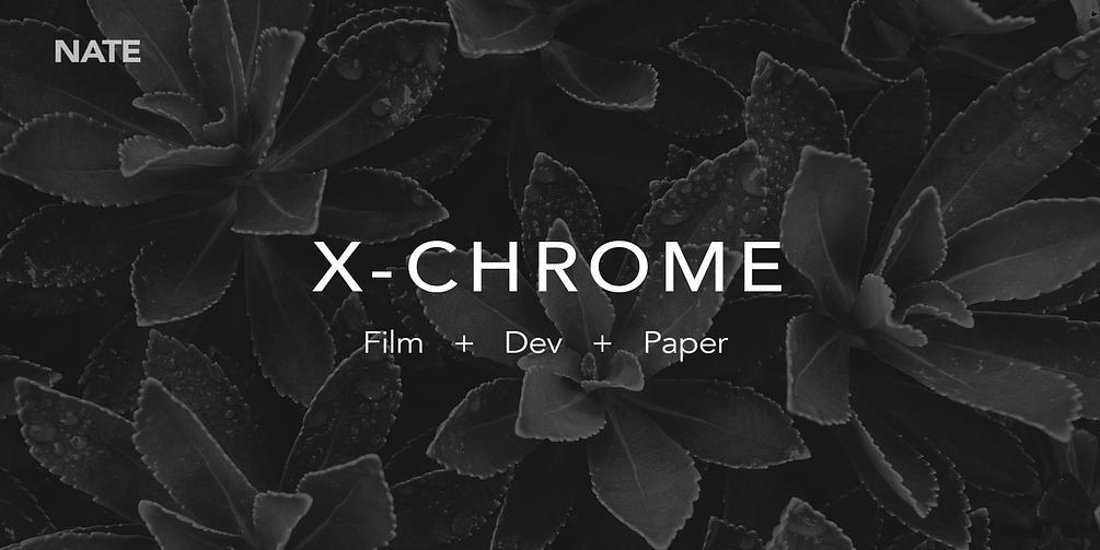 X-CHROME for Lightroom - Nate Johnson
