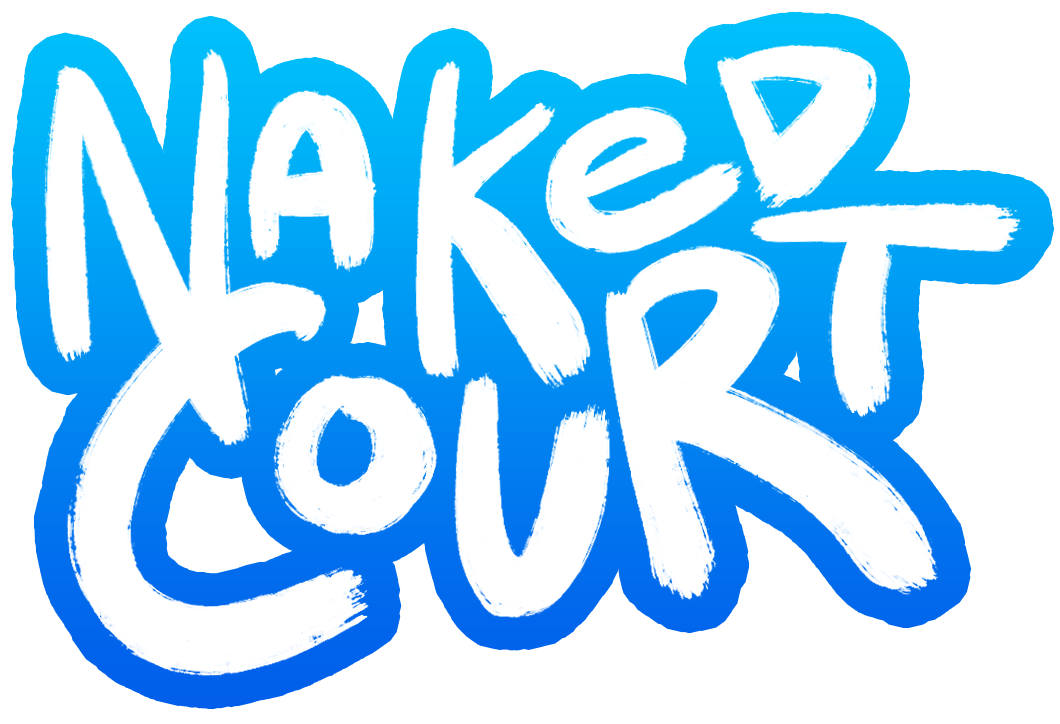 Naked Court Games Logo