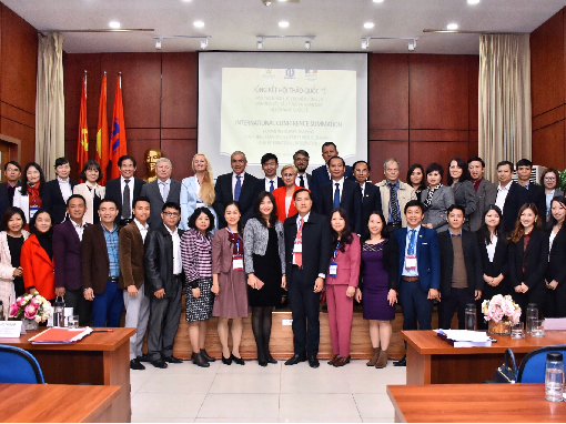 Hanoi University of Home Affairs and Chandler Institute of Governance Gather International Experts to Exchange Knowledge and Insights on Human Resources Training in the Public Sector