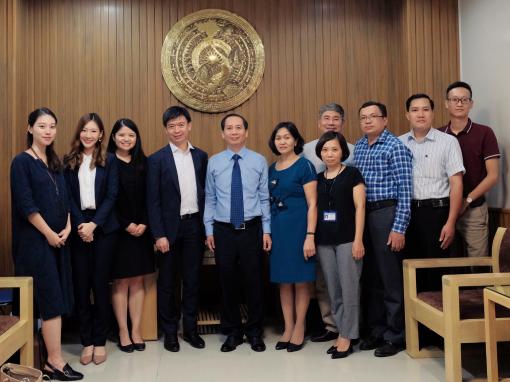 CIG and Hanoi University of Home Affairs (HUHA) begin partnership on Case Studies Development and Teaching