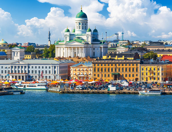 Finland Takes Top Spot in 2021 Chandler Good Government Index