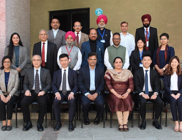 Championing Trusted Public Leaders in Punjab with the Mahatma Gandhi State Institute of Public Administration