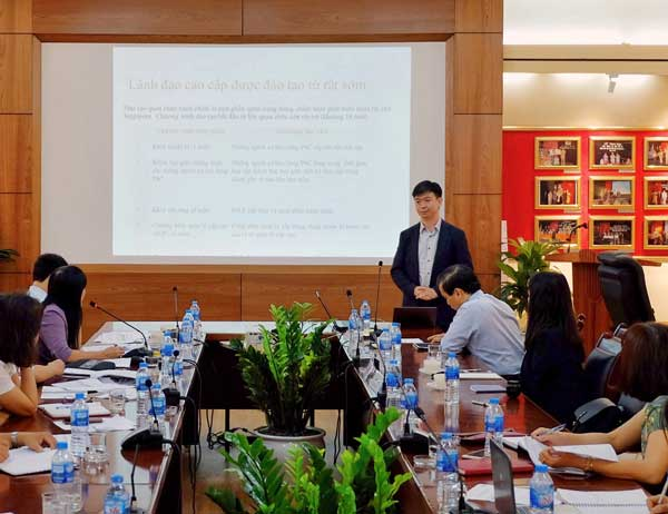 Vietnam's National Academy of Public Administration and Chandler Institute of Governance Gather Experts to Exchange Insights and Good Practices on Working Effectively in an International Environment