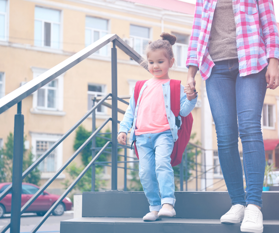 Wie kann ich meinem Kind Sicherheit vermitteln, wenn ich selber unsicher bist?