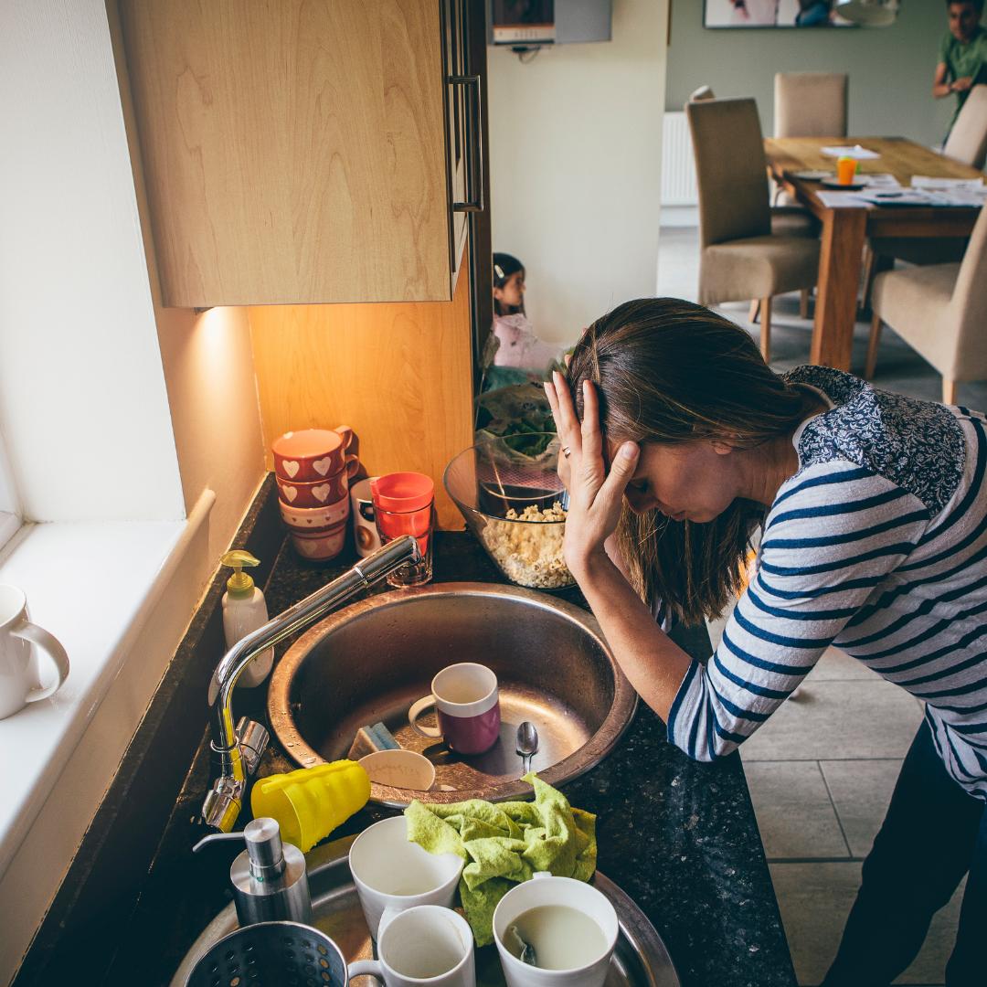 Was ist ein Burnout-Syndrom? Und gibt es das auch bei Müttern?