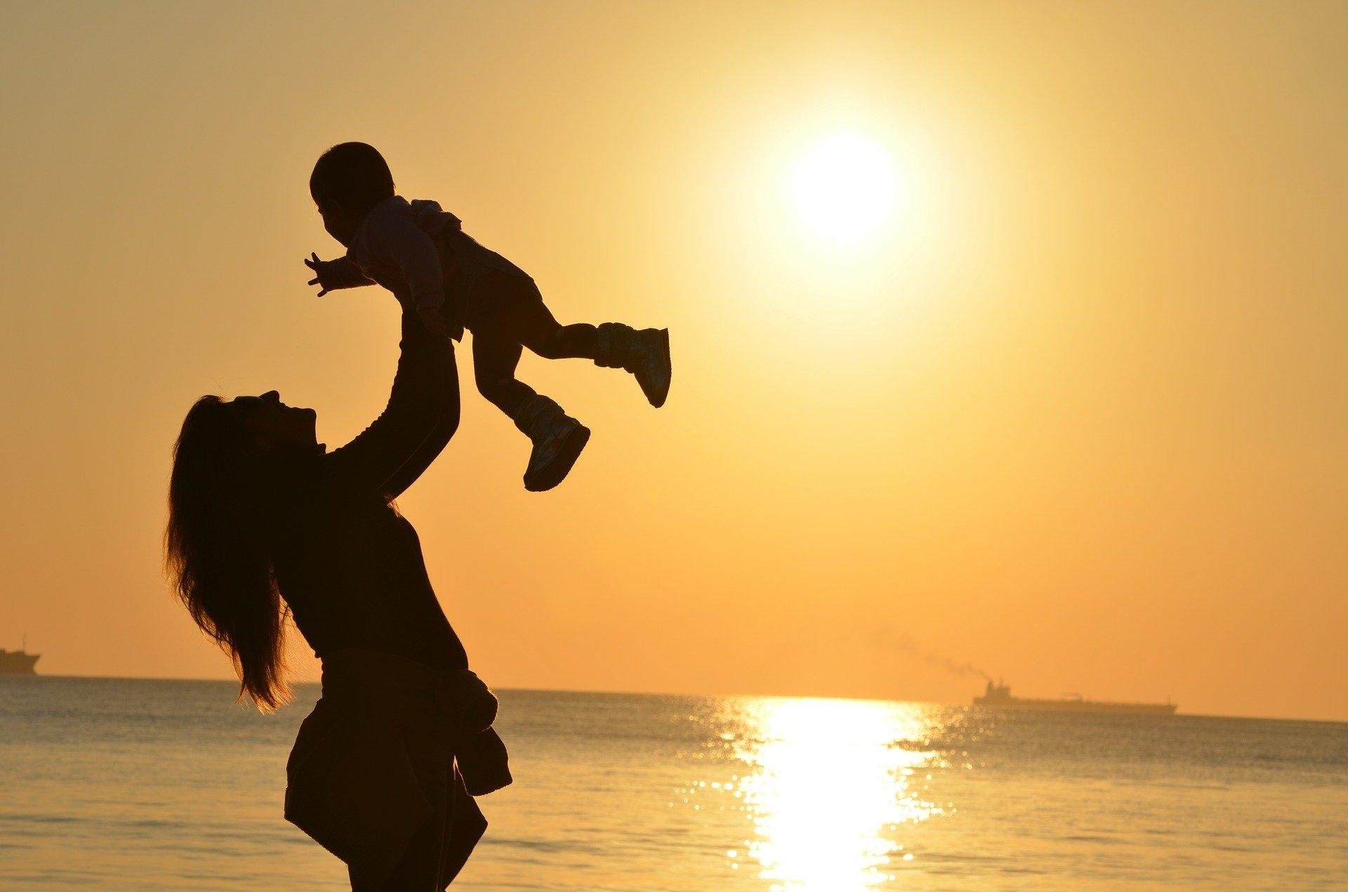Shining MUM - Perfektes Vorbild für dein Kind sein