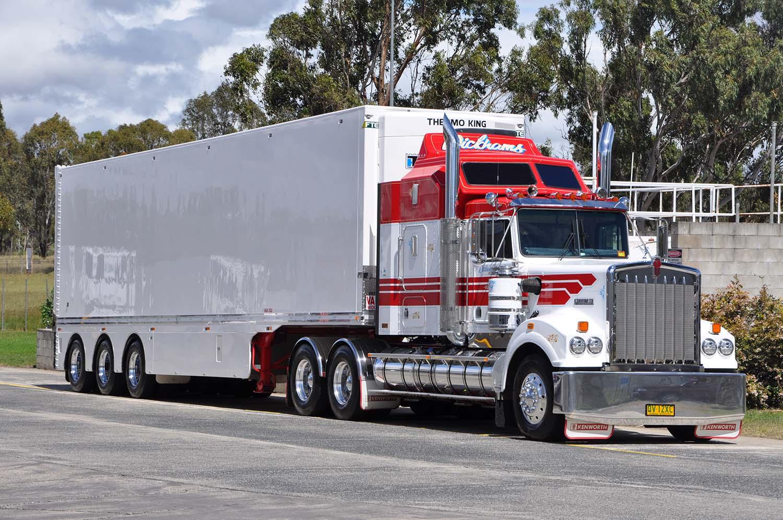 Wickham Freight Lines Fresh produce transport