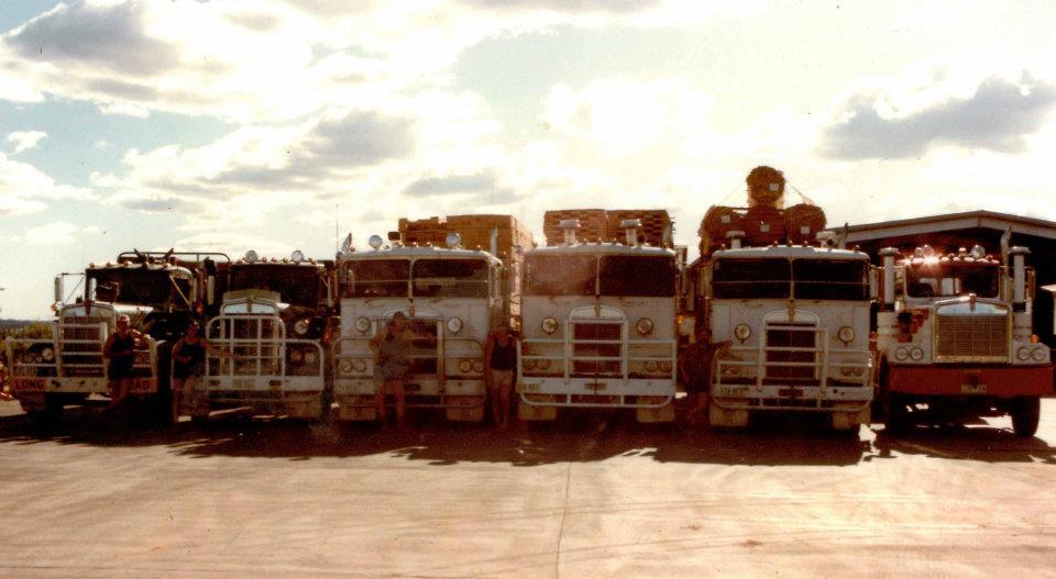 Wickham Freight Lines history