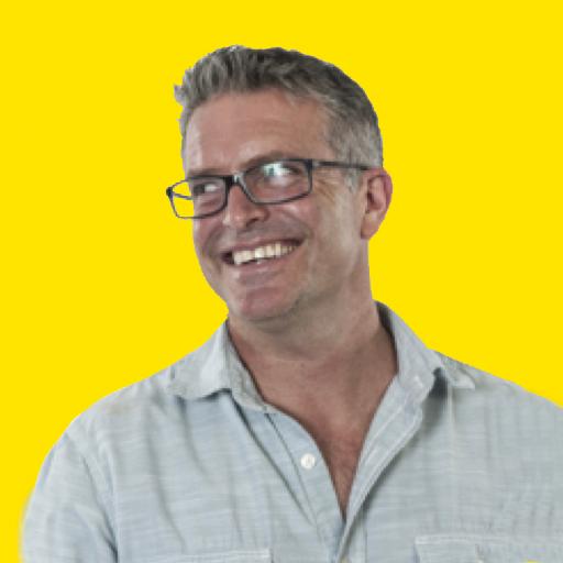 Geoff RobinsFGon, CEO of Koobani