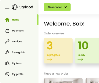 Dashboard-Styldod