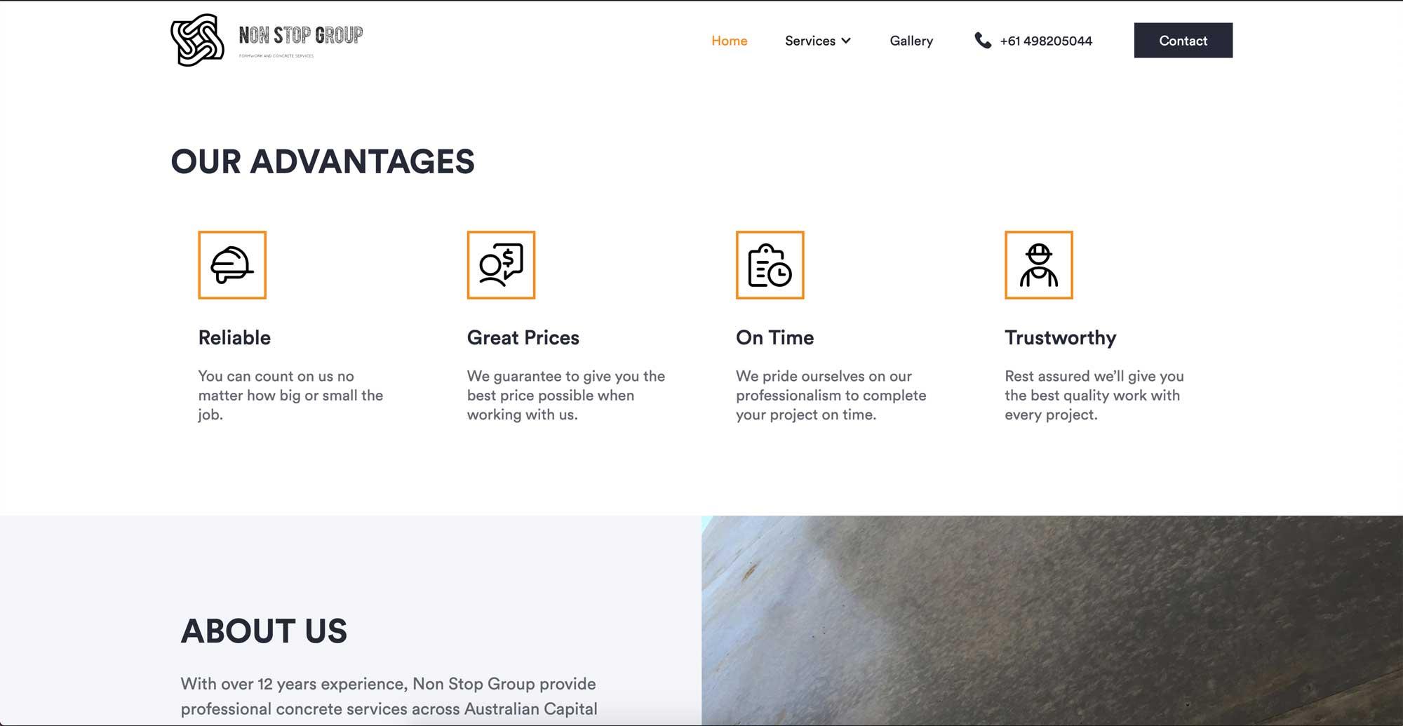 newcastle web design easyweb