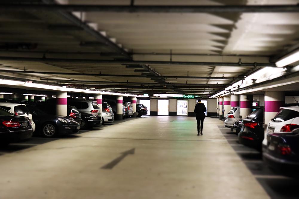 Centre Parking