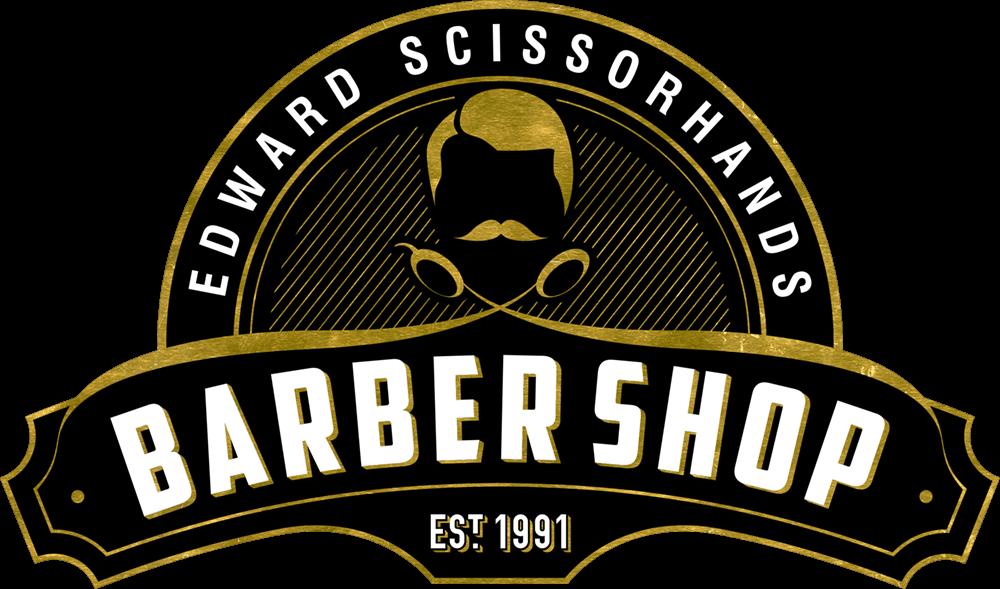 Edward Scissorhands Barber Shop