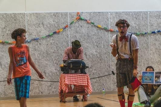 Culture - Cirque Hors Piste