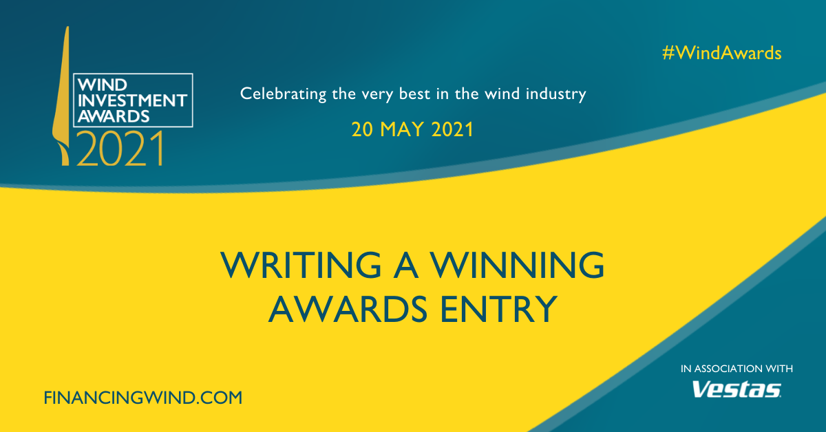 Our 13-point checklist for writing a winning awards entry