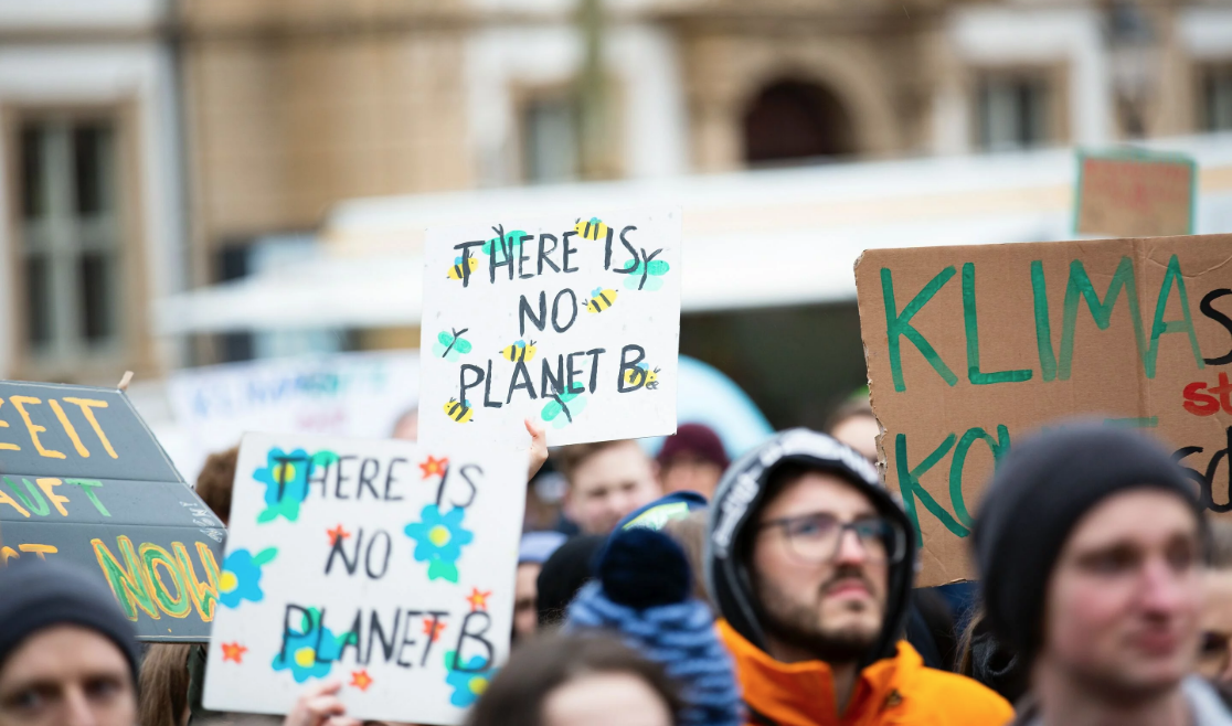 Yes, there's a climate emergency - but we can still celebrate those trying to fix it