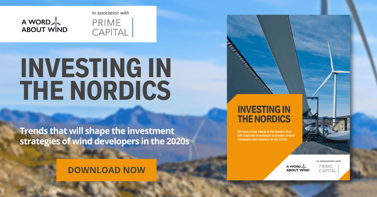 Will The Nordics Remain A Wind Powerhouse?