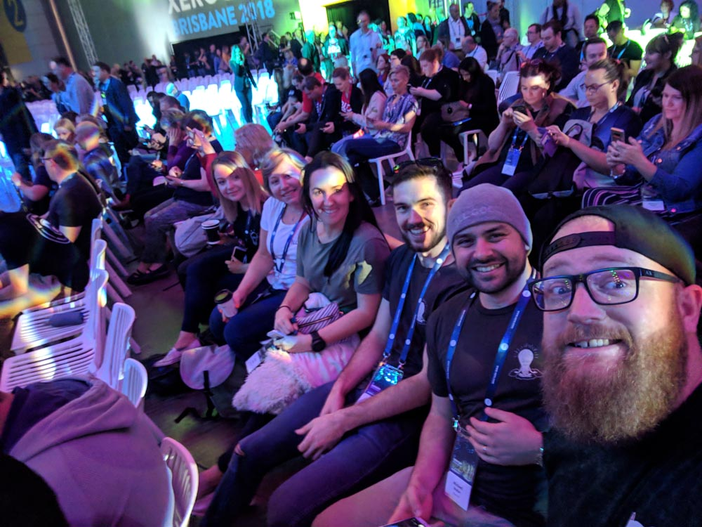 Illmin8 Accountants at Xeroon 2018