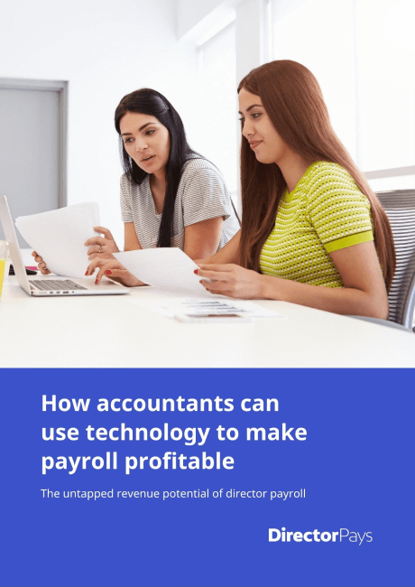 Director Pays white paper: Drive profit with payroll technology