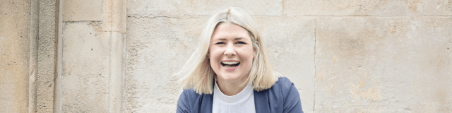 Zoe Whitman - award winning entrepreneur and a prominent member within the UK finance industry