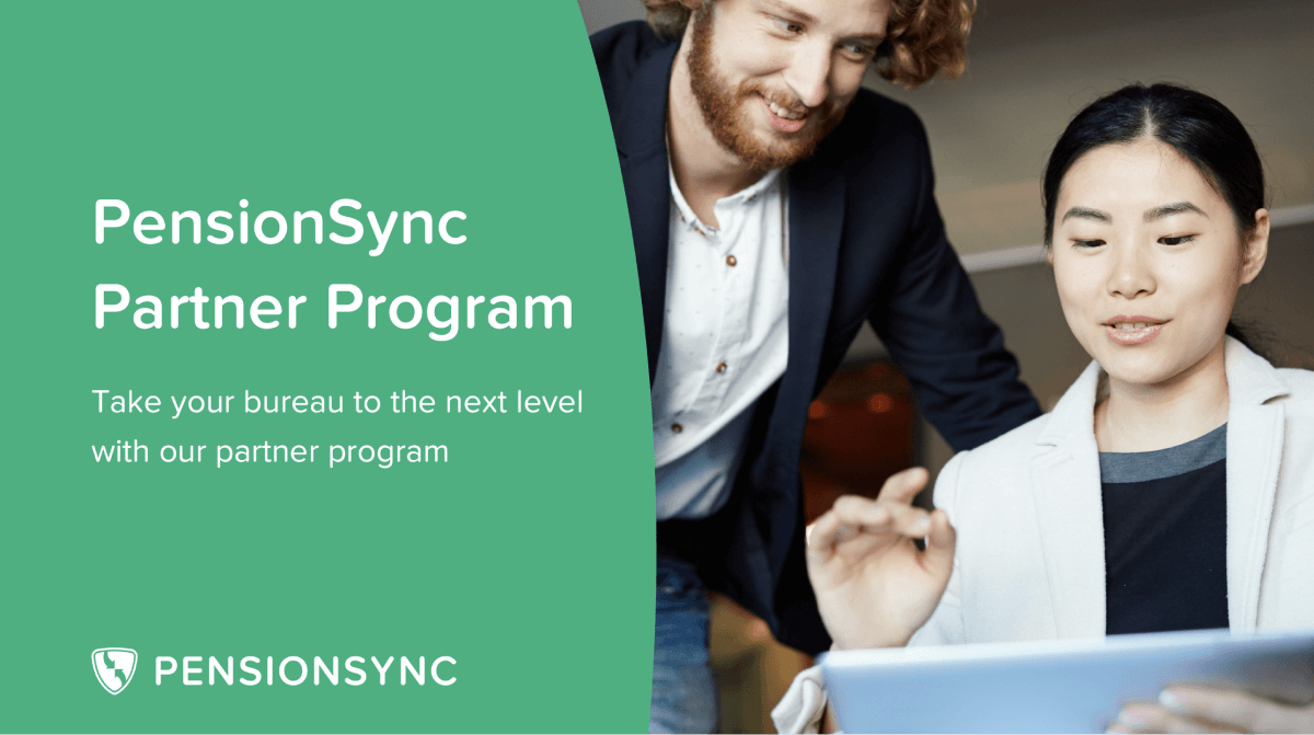 PensionSync partner program cover