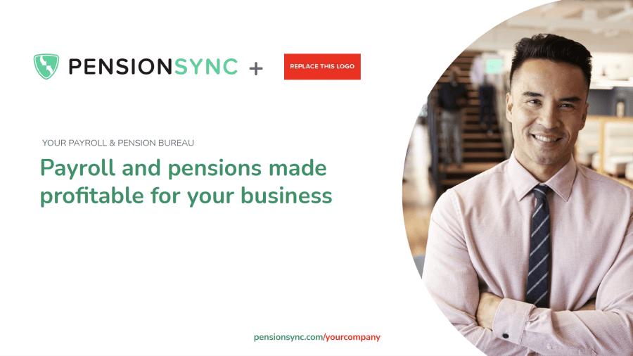 PensionSync Partner Sales Deck