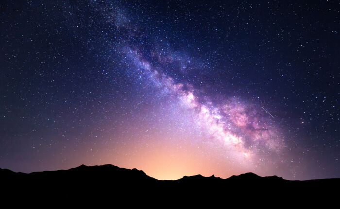 Expanding opportunities and getting out of your comfort zone under the milky way universe