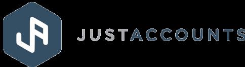 Just Accounts logo