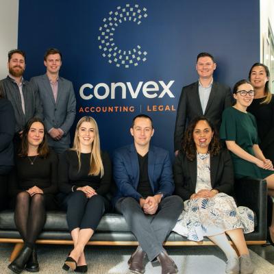 Convex Accounting team