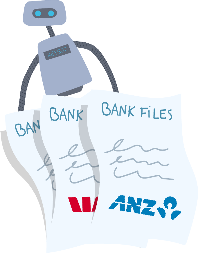 Bank files
