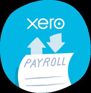 Xero payroll integration icon
